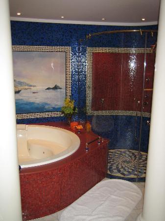 Burj Al Arab Jumeirah: shower and bath