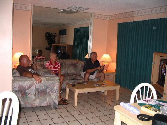 d480234ca Living room Fantasy World Villa - Picture of FantasyWorld Resort ...