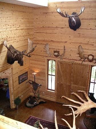 Alaska Legends Adventure Resort: Lobby