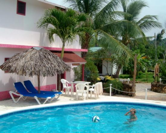 El Rincon De Abi: la piscine