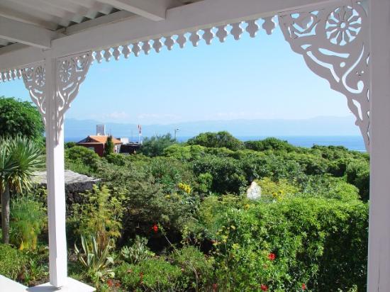 l'escale de l'atlantic : The garden