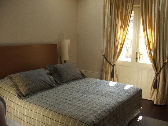 Mamaison Riverside Hotel Prague: Bedroom