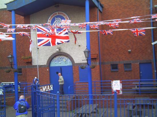 The Shankill Road Rangers Club
