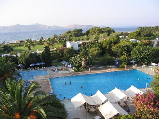 Caravia Beach Hotel Kos Greece