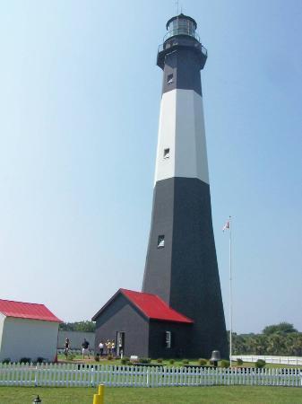 Tybee Island Inn: Nearby Tybee Light House