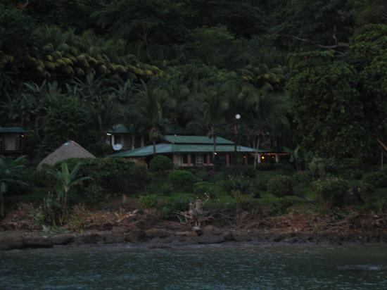 Costa Paraiso: Main House