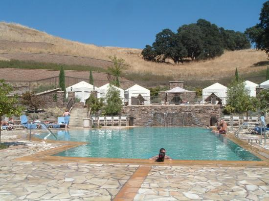 Cache Creek Casino Resort: The Pool Area