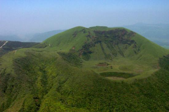 Mt. Aso
