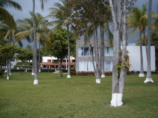 Posada Real Puerto Escondido: View of the Hotel