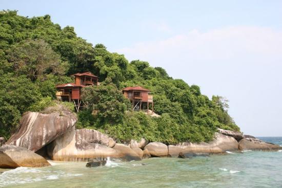 Japamala Resort - By Samadhi: sea view chalets