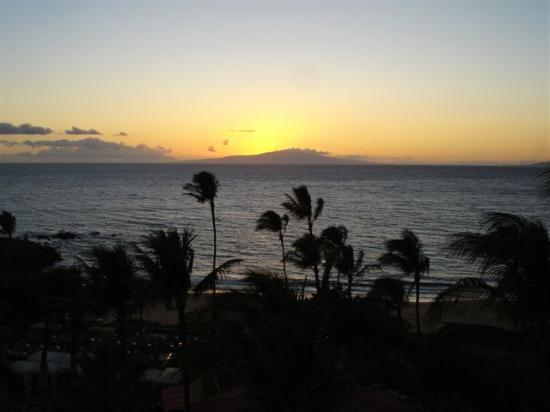 Four Seasons Resort Maui at Wailea: view from room