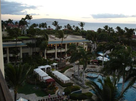 Four Seasons Resort Maui at Wailea: beach view