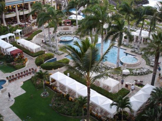 Four Seasons Resort Maui at Wailea: pool view