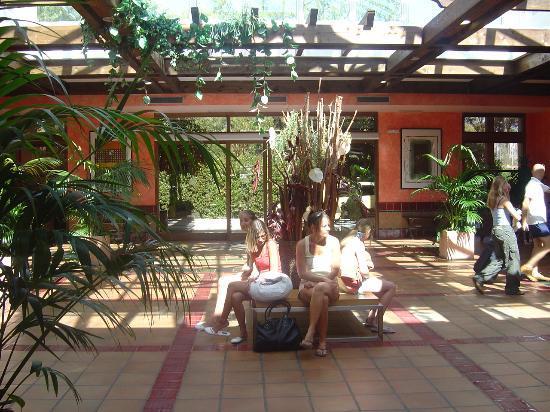 H10 Mediterranean Village: main reception very large