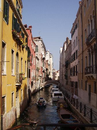 Hotel Antigo Trovatore: Picturesque Venice