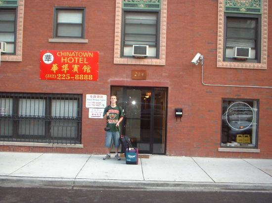 Chinatown Hotel Front