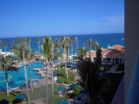 Hotel Riu Palace Cabo San Lucas: View from Room 3042