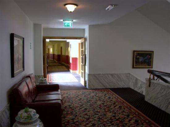 Sofitel Legend The Grand Amsterdam : my hallway