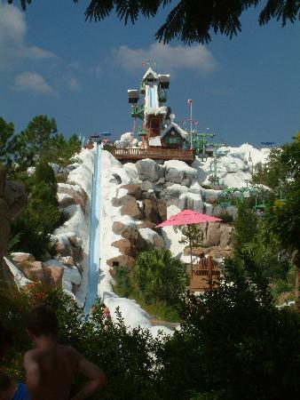 Disneys Blizzard Beach Water Park Welcome To Blizzard Beach