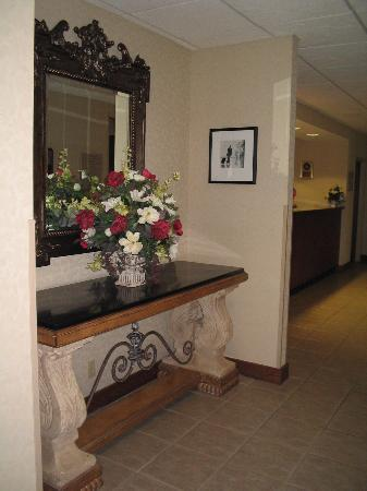 Hampton Inn Bartlesville : Lobby
