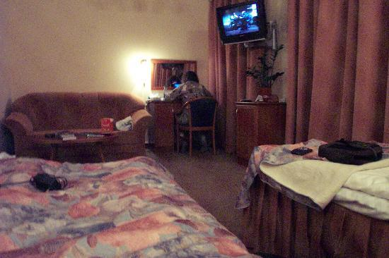 Comfort Hotel : The other side of the room