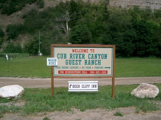 Cub River Guest Ranch: We're here!!!