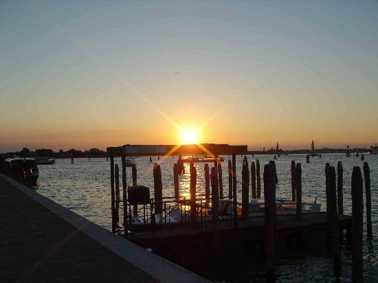Lido di Venezia, Italia: One of many amazing views of the lido