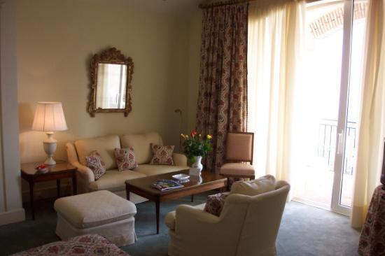 Château Saint-Martin & Spa : Inside our room