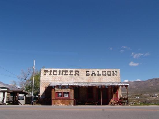 Goodsprings, Νεβάδα: Pioneer Saloon