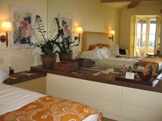 Auberge du Soleil: Cottage Room