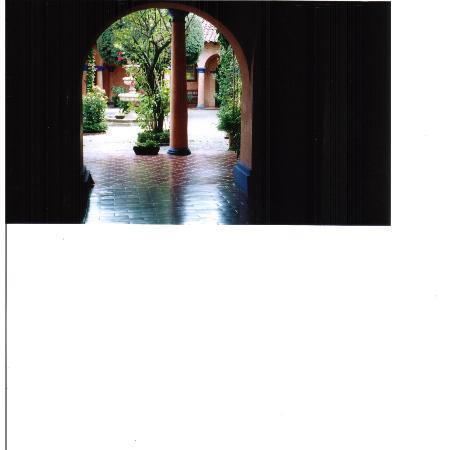 Hotel Rincon del Arco: Rincon del Arco courtyard