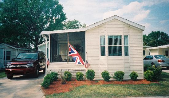 Sherwood Forest RV Resort : great location great accomadation value for money