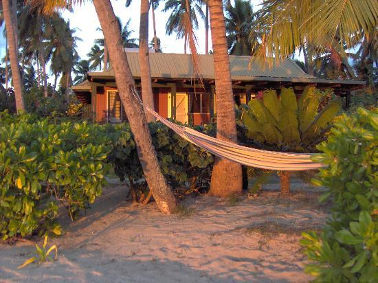 Nukubati Private Island: Our bure