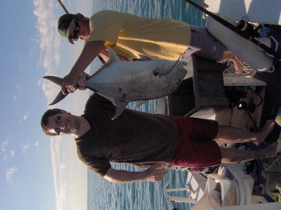 Nukubati Private Island: Fishing