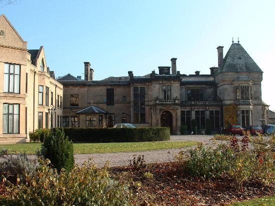Rookery Hall Hotel & Spa: Rookery Hall Welcome