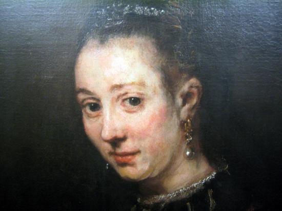 Hotel de L'Elysee: Master Rembrant