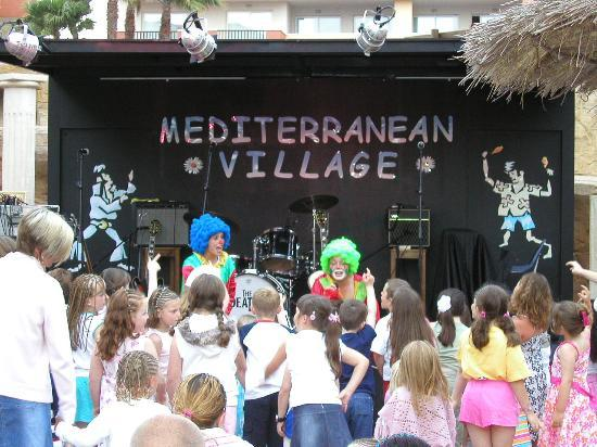 H10 Mediterranean Village: childrens entertainment