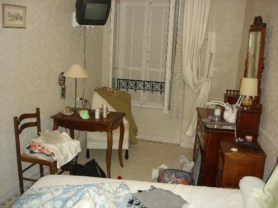 Hotel Cronstadt: A simple but nice and comfortable room