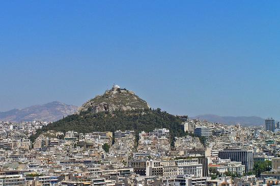 Mount Lycabettus Photo