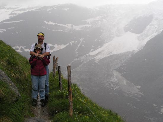 Jungfrau Region, Sveits: A very memorable hike :)