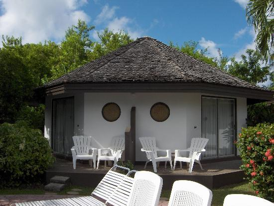 Kariwak Village Holistic Haven and Hotel: Bungalow