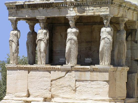 Erechtheion Photo