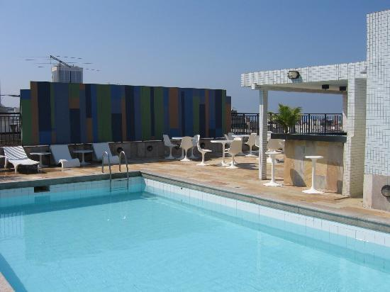 Copacabana Mar Hotel: Rooftop Pool