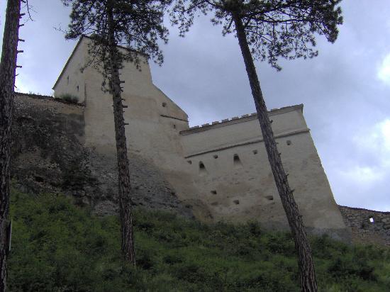 Transylvania, Rumania: Cetatea Risnov