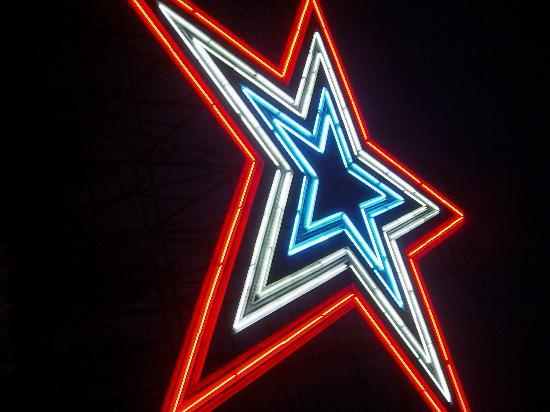 ‪‪Roanoke‬, فيرجينيا: Roanoke Star‬