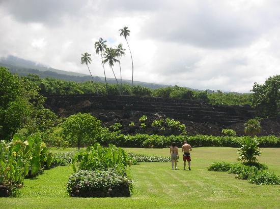 Hana, Hawái: Hale O Pi`ilani Heiau