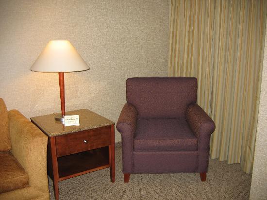 Rio All-Suite Hotel & Casino: The sitting area