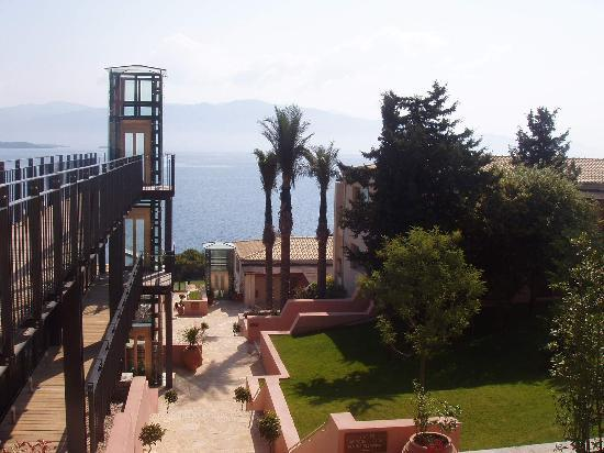 Ionian Blue Bungalows & Spa Resort: Hotel View