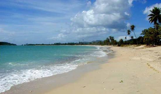 Isla de Vieques, Puerto Rico: SunBay Beach...One of many lovely beaches