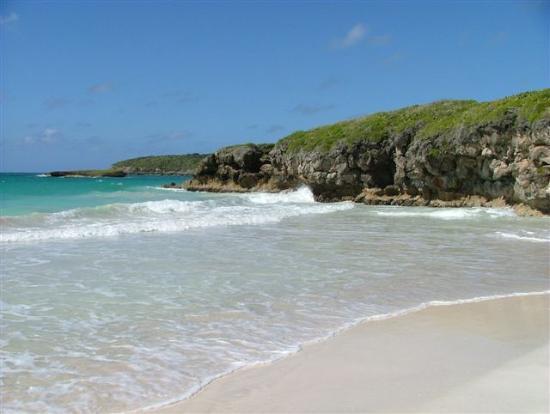 Isla de Vieques, Puerto Rico: Green Beach, great for snorkling
